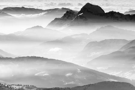 Veiled Chamonix
