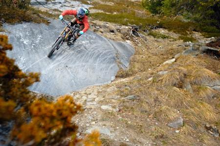 Wallis Wall Ride