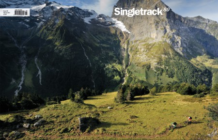 Single Track Magazine Cover