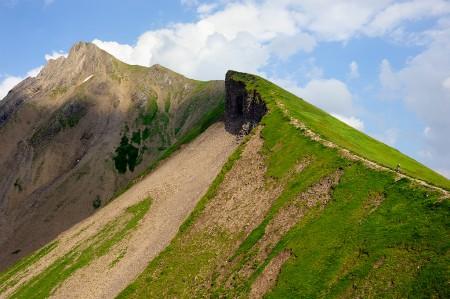 This is mount Brisen